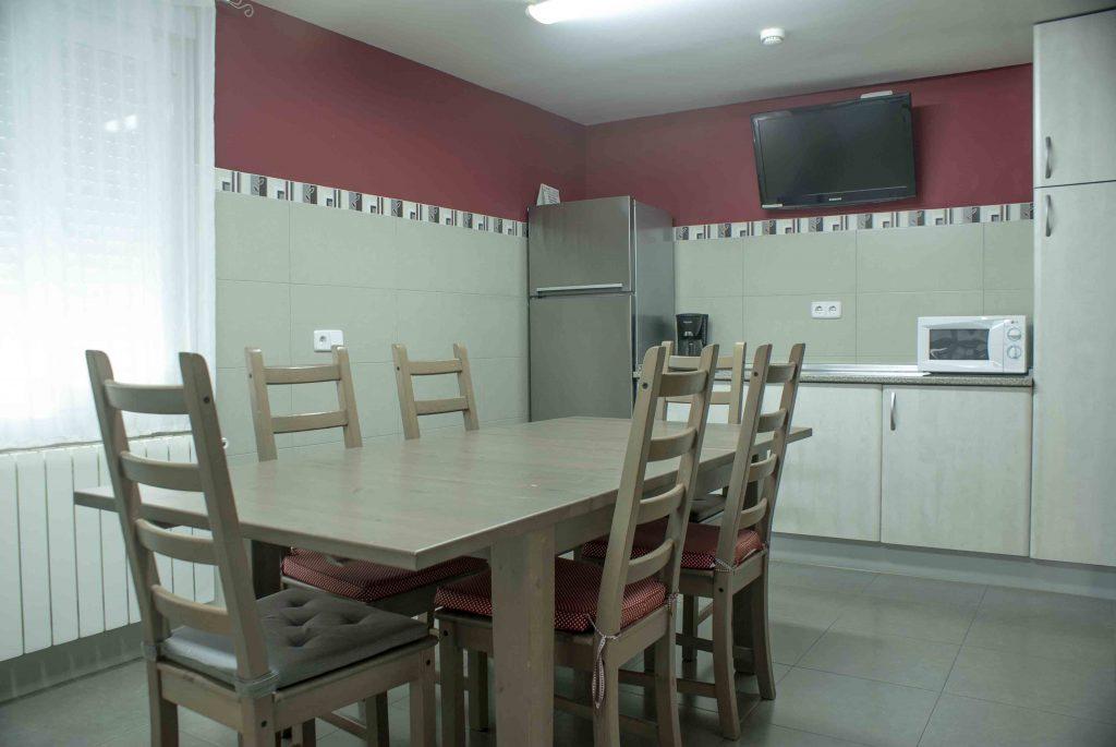kitchen country house elciego alava